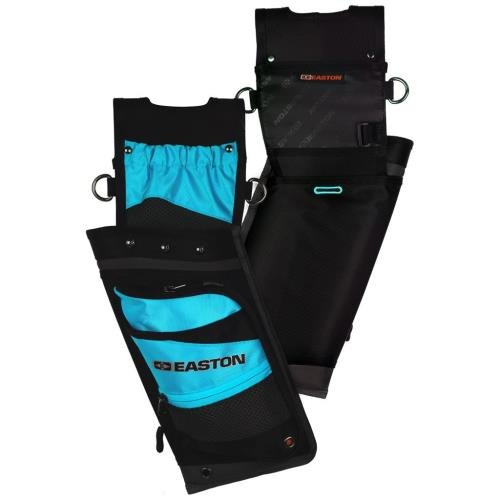 Easton Deluxe Field Quiver LH Teal (Release Pouch Easton)