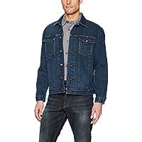 Wrangler Men's Western Style Denim Jacket