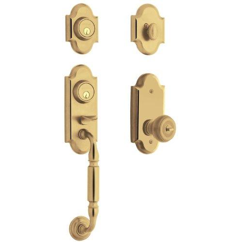 - Baldwin Hardware 85365.003.2FD Handle Set