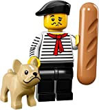 LEGO Collectible Minifigure Series 17 - French Connoisseur (71018)