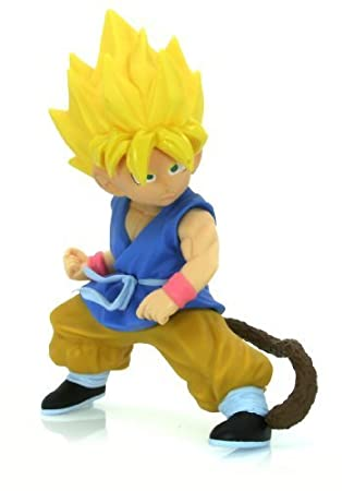 Super Saiyan Goku 9quot Soft Vinyl Figure DragonBall GT DX Japanese