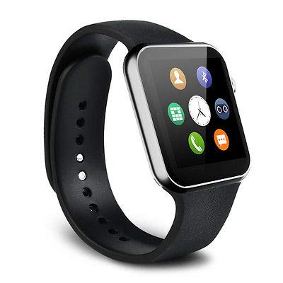 Amazon.com: FidgetFidget Bluetooth Wrist Smart Watch ...