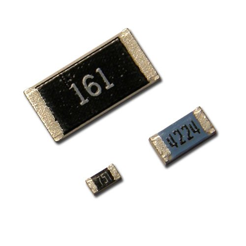 Vishay-Dale 10K ohm SMD (Surface Mount) Thick Film Resistor 1206 5% 1/4W 200ppm CRCW1206 (Continuous strip of 100)
