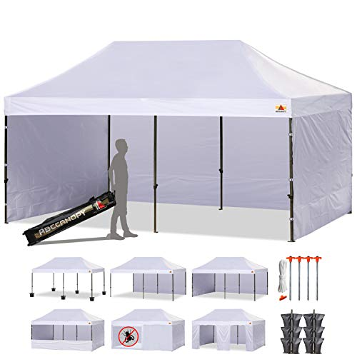 ABCCANOPY 10 X 20 Ez Pop up Canopy Tent Commercial Instant G