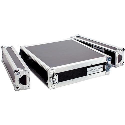Deejay LED Fly Drive 2U Space Professional DJ Amplifier Case by Deejay LED