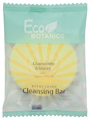 Eco Botanics Travel-Size Hotel Cleansing Bar Soap, .5 oz (Case of 1000) by Eco Botanics (Image #2)