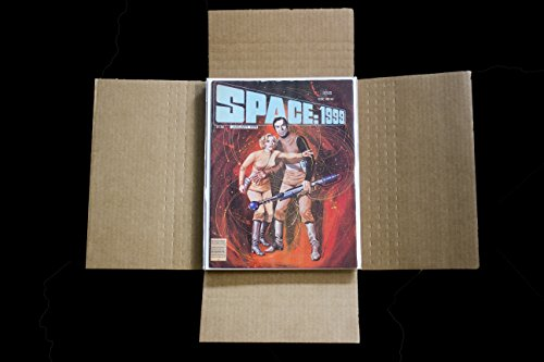 Printed Media Mailers - (Ships Comic Books, Magazines, and More!) Easy-fold S-165