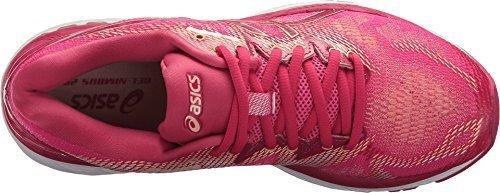ASICS Womens Gel-Nimbus 20 Running Shoe, Rose, 9 B(M) US