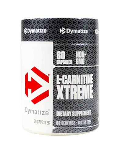 Dymatize L-Carnitine Xtreme -- 500 mg - 60 Capsules by Dymatize