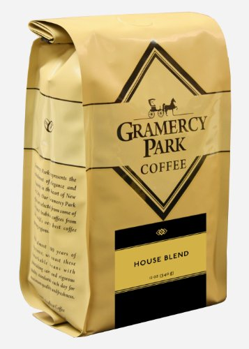 Gramercy Park Coffee (Ground) (House Blend, 12 oz.)