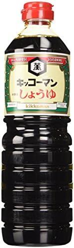 Kikkoman Japan Made Soy Sauce, 33.8 Ounce