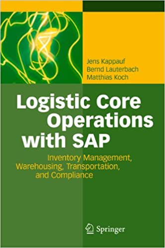 Common Features of Logistics Software
