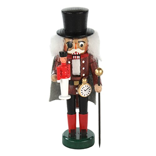 Dregano Miniature Drosselmeyer Nutcracker Germany