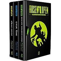 Arsen Lüpen Bütün Eserleri - 3 Kitap Set
