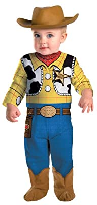 Disguise Baby Boy's Disney Pixar Toy Story and Beyond Woody Classic Costume