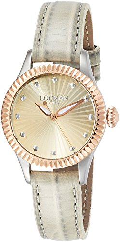 LOCMAN watch ISOLA D'ELBA Lady 0465M05A-0RAVNKPA Ladies