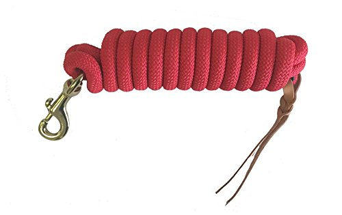 Cowboy Horse Lead Rope 10'x 5/8