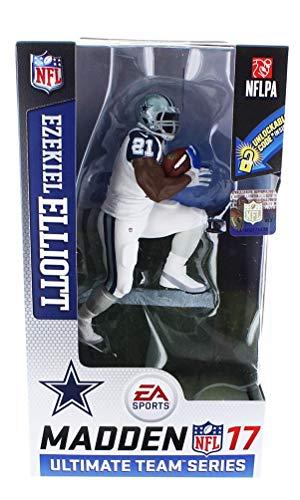 NFL Dallas Cowboys Ezekiel Elliot (Color Rush Uniform) Madden 17