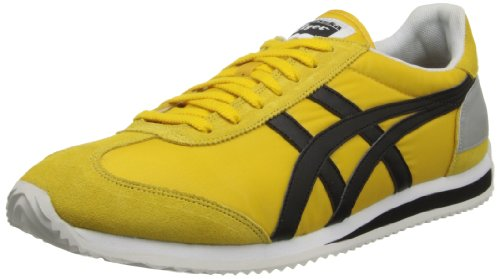 new concept 12bd9 0001d Onitsuka Tiger California 78 Fashion Shoe,Yellow/Black,6 M US