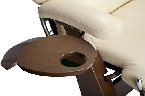 Accessory Table with Cup Holder Finish: (Human Touch Recliners)