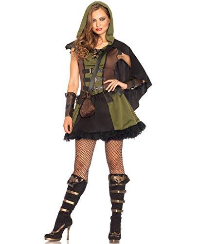 Darling Robin Hood Adult Costume -
