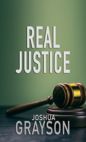 Real Justice Legal Thriller Williams ebook product image