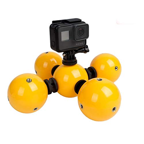 Multi-function Buoyancy Ball Water Photography Anti-setting Ball Set For  Gopro Hero 5 4 3 SJCAM Xiaomi yi 2 4k