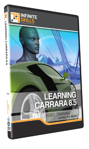 Learning Carrara 8.5 - Training DVD by Infiniteskills