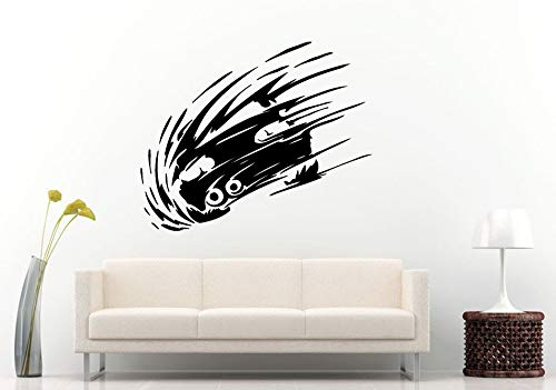 AdecalsNew Wall Decals Cute-Street Racing Car Vehicle Tuner Tuning Custom Drifting Sport Rally Automobile Wall Decal Vinyl Sticker Mural Room Decor - Made in USA-Fast delivery