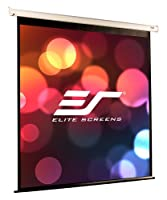 Elite Screens VMAX2, 166-inch 16:9, Wall Ceiling Electric Motorized Drop Down HD Projection Projector Screen, VMAX166XWH2 from Elite Screens Inc.