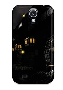 ZippyDoritEduard Scratch-free Phone Case For Galaxy S4- Retail Packaging - Thief The Dark Project