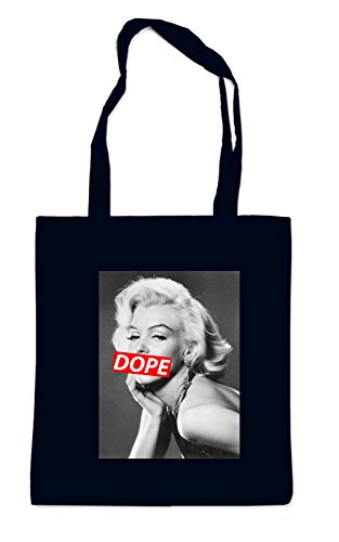 Dope Marylin Bag Black