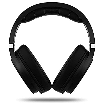 Noise Cancelling Wired Over-ear Stereo Headphones Closed Back Studio Monitor Headphones without Mic Volume Control by AlTEAM