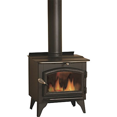 Heater stove wood burning 68 000 btu 1 200 sq ft for Firerock fireplace prices