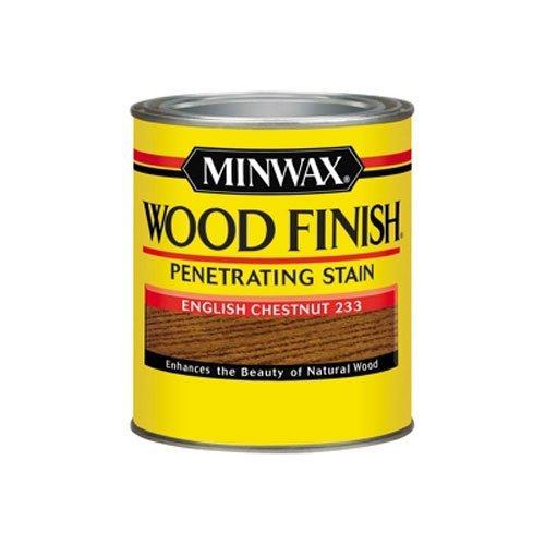 UPC 027426700444, Minwax 700444444 Wood Finish Penetrating  Stain, quart, English Chestnut