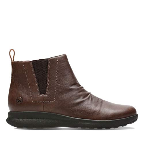 Marron Marque Modã¨le Boots Mid Couleur Boots Marron darkbrown Bottines Clarks Adorn Un XI1xvZc