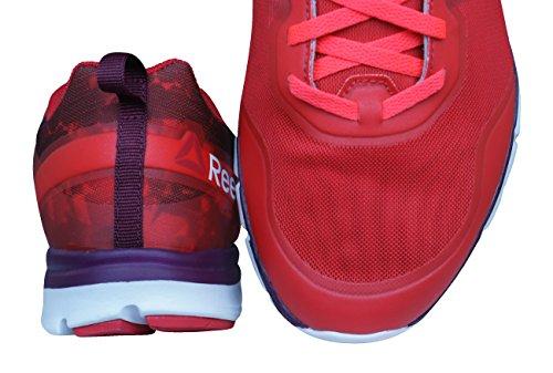 Reebok Zquick Soul Mens Running Sneakers Rood