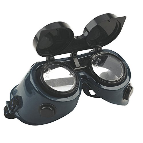 Sealey Occhiali a maschera per saldatori con lenti ribaltabili SSP6