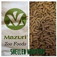Shelled Warriors Mazuri Tortoise Food/Pellets 200g