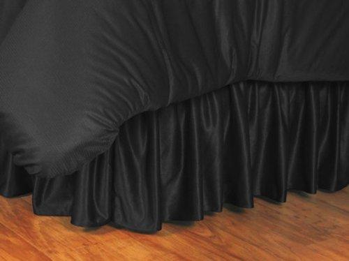Iowa Hawkeyes NCAA Locker Room Bedskirt (Iowa Full Bedskirt)