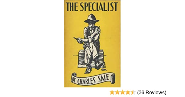 The Specialist Charles Sale 9780370000824 Amazon Books