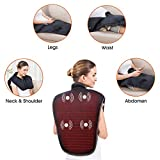 Snailax Heating Pads for Neck and Shoulders-Large