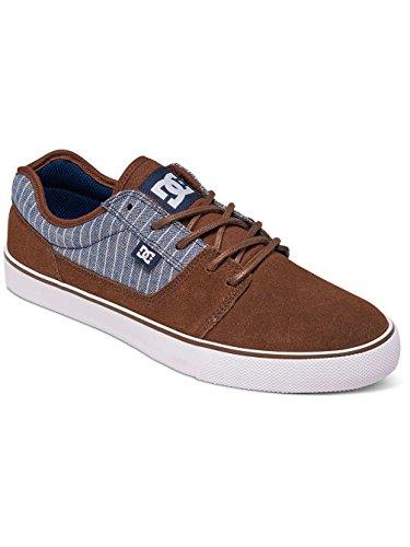 DC Tonik Se M Shoe Xbkc, Sneaker Basse Uomo Brown/Blue