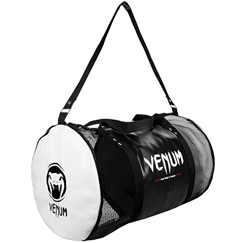 - Venum Thai Camp Sport Bag, Black/White