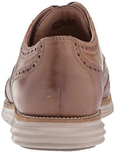 outlet looking for visit for sale Cole Haan Men's O. Original Grand Short Wing Ox II Oxford Morel/Cobblestone where can you find online sale online C2bxv
