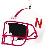 NCAA Nebraska Cornhuskers 3 Inch Helmet Ornament