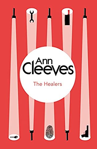 book cover of The Healers