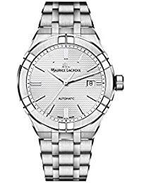 Men's Aikon Automatic 42 mm Watch | Silver
