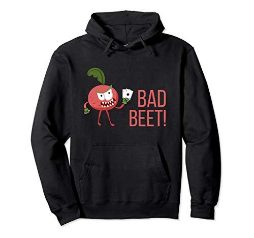 Funny Bad Beat Poker Pun Hoodie