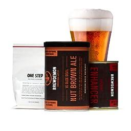 Ye Olde Devil Nut Brown Ale Beer Refill